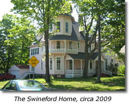 The Swineford Home, circa 2009