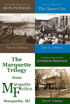 The Complete Marquette Trilogy