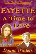 Fayette-A Time to Love by Donna Winters